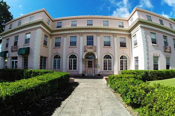 Atherton Hall Redevelopment